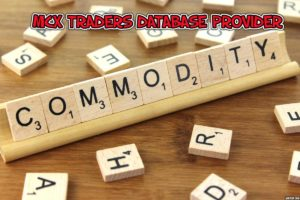 we are the best mcx traders database provider